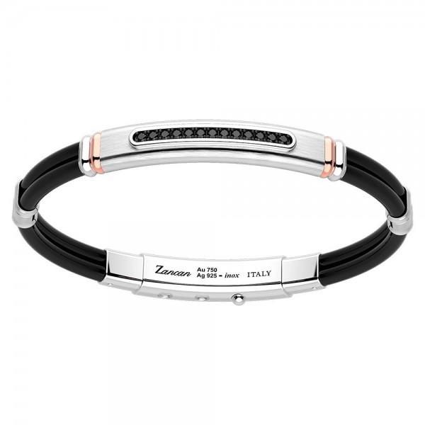 Zancan silver bracelet with...