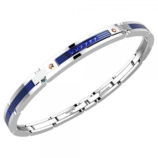 Zancan blue steel bracelet...