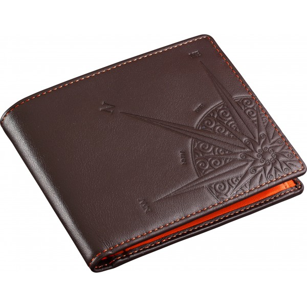 Zancan leather wallet with...