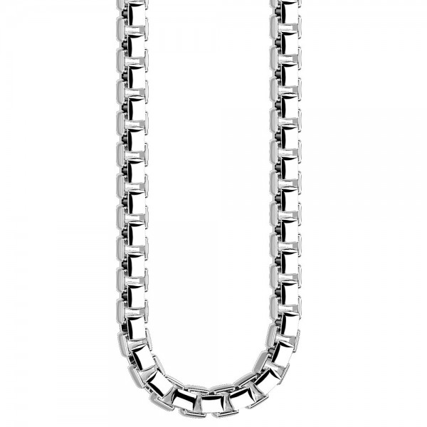 Zancan silver Venetian link...