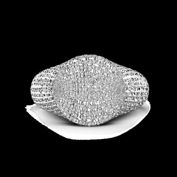 Anello Zancan in argento.