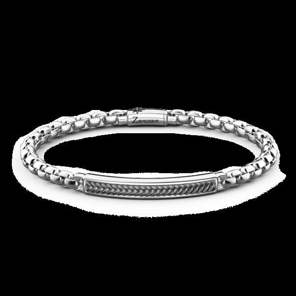 Zancan silver bracelet.