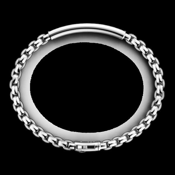 Bracciale Zancan in argento.