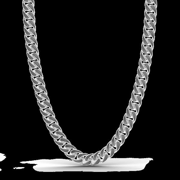 Zancan curb chain necklace...