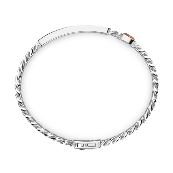 Zancan curb chain bracelet...