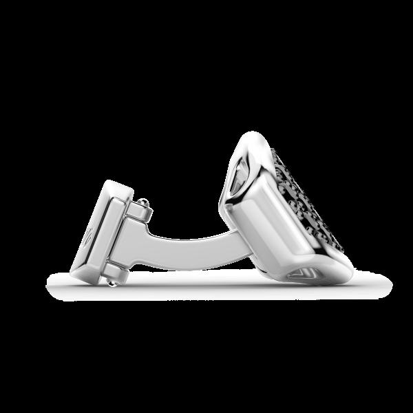 Zancan silver cufflinks...