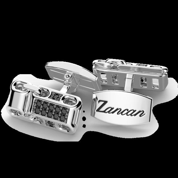 Zancan-Manschettenknöpfe...