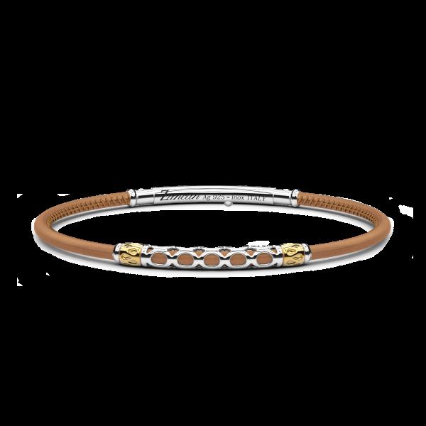 Zancan leather bracelet...