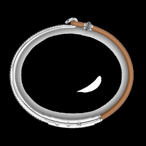 Zancan-Armband aus Silber...