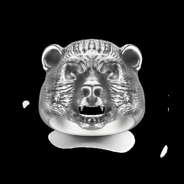 Anello Zancan ad orso in...