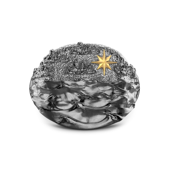 Anello Zancan in argento...