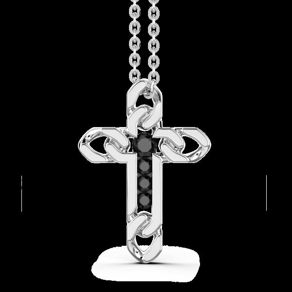 Collana da uomo in argento