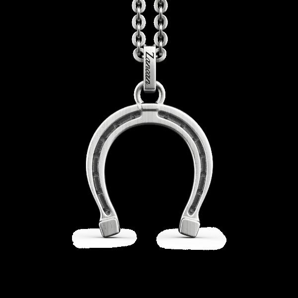 Zancan silver necklace...